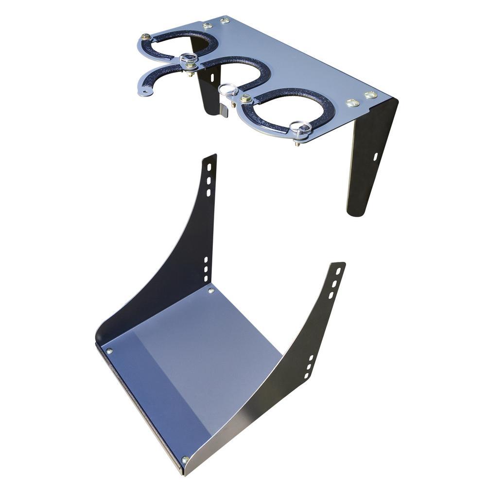 ESP Steel Gun Rack in Grey