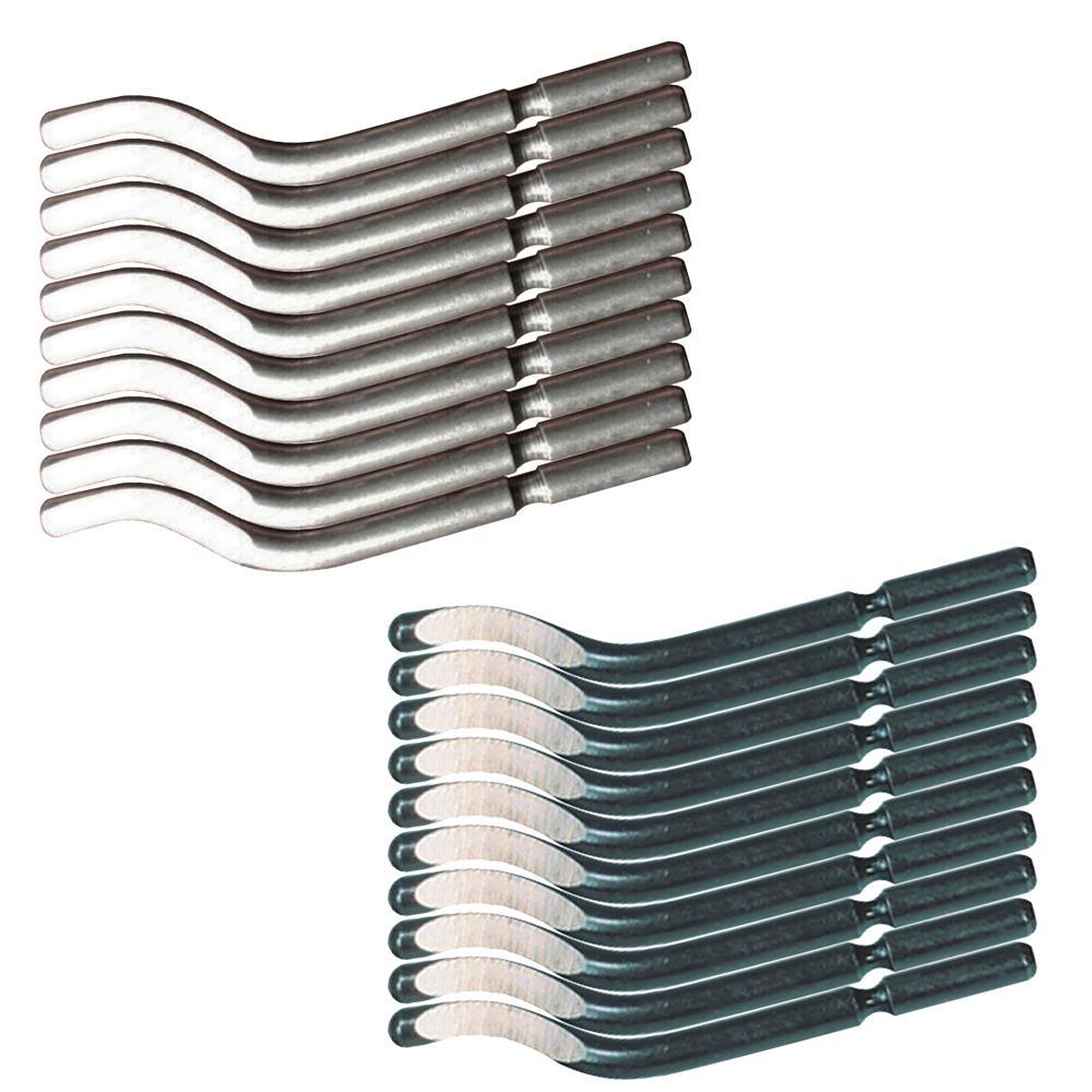 Replacement Deburring Blade Bundle