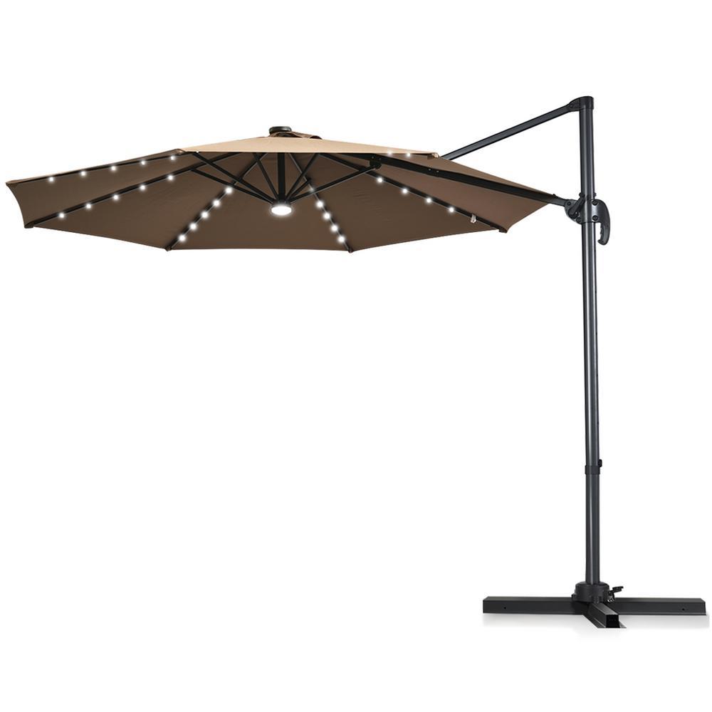 Patio Umbrellas Patio Furniture The Home Depot