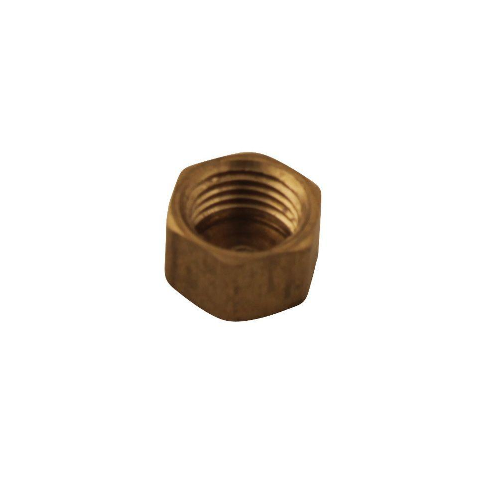 Brass Cap for Pipe 1/4 in. - 18 in. NPT