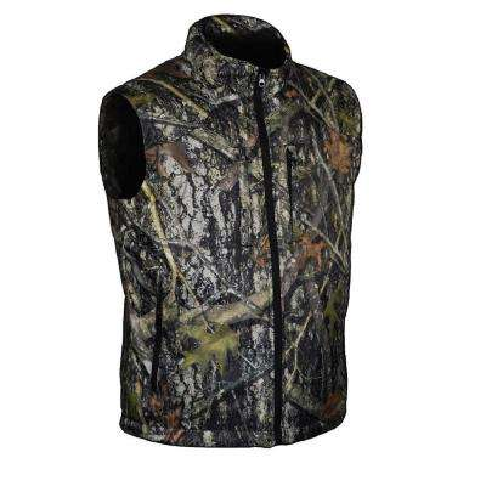 Men's Large Camouflage SuperLite Down Vest