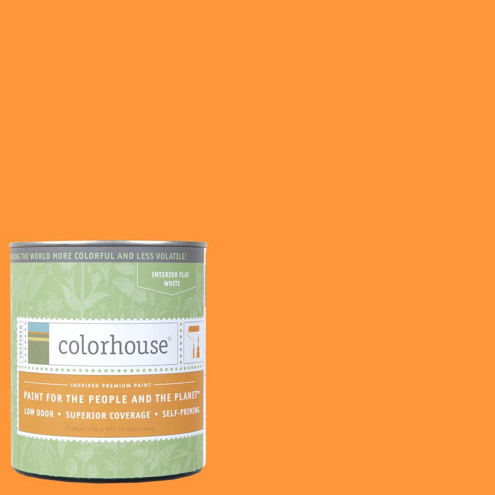 1 qt. Create .02 Flat Interior Paint
