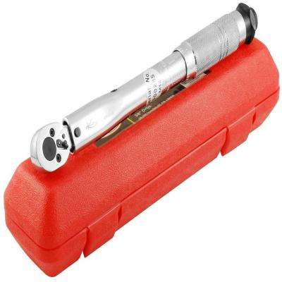 3/8 in. Drive Ratcheting Torque Wrench