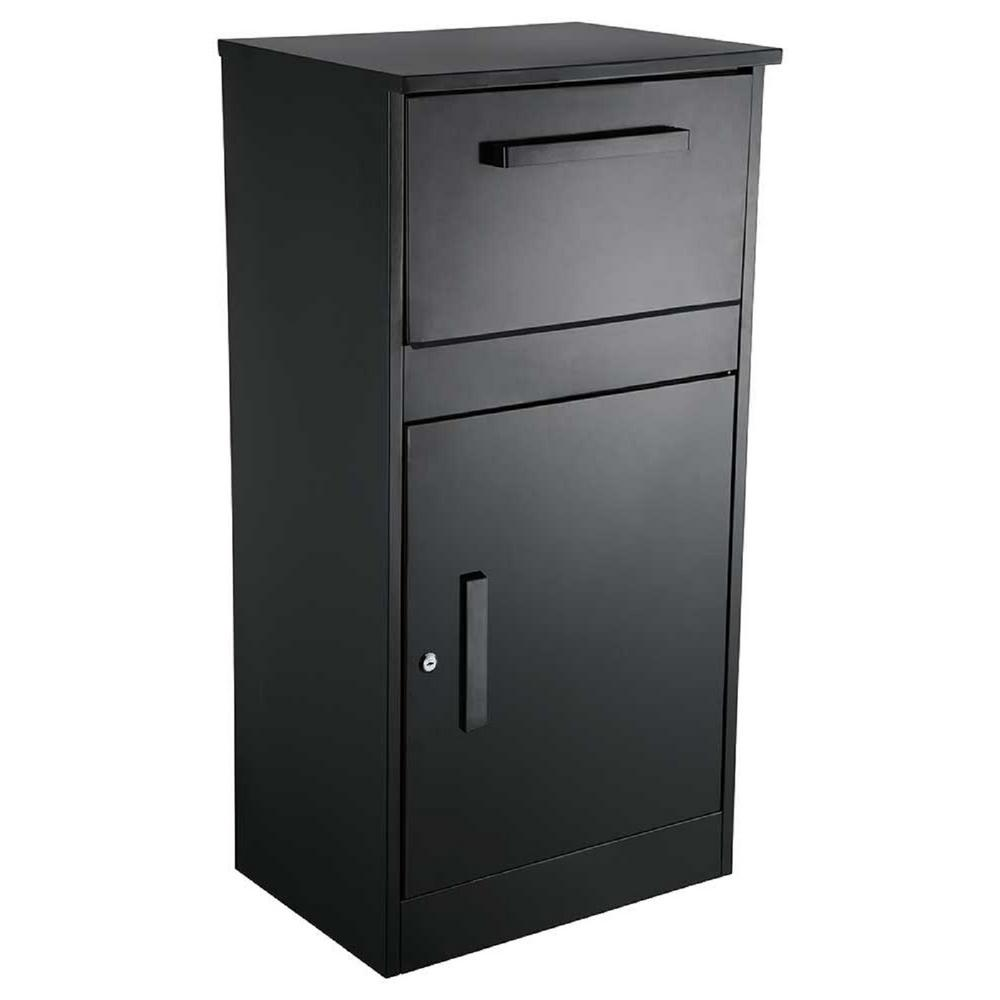 gibraltar mailboxes townhouse steel vertical wall mount. Black Bedroom Furniture Sets. Home Design Ideas