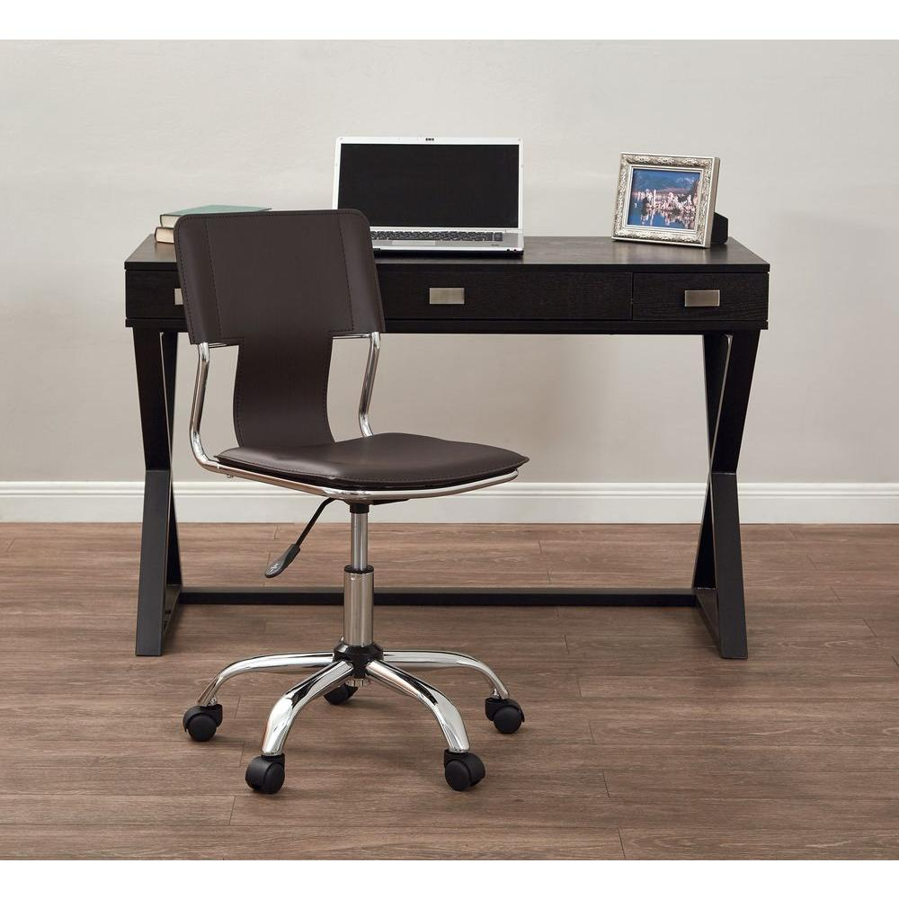 Marvelous This Review Is From:Carina Espresso Office Chair