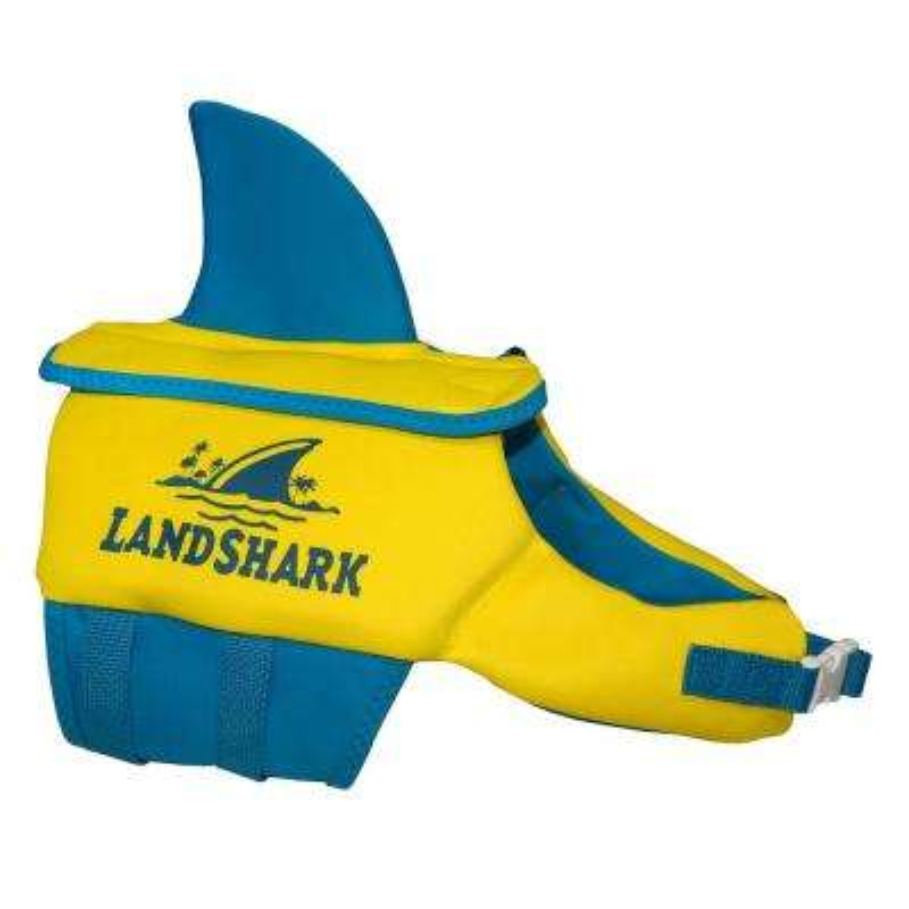 LandShark X-Small Pet Life Vest Swim Gear