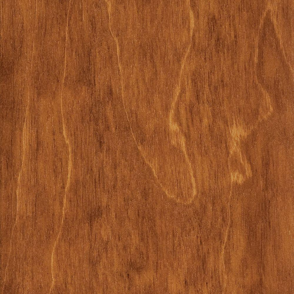 Take Home Sample - Hand Scraped Maple Amber Click Lock Hardwood