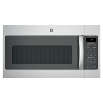 GE Adora 1.9 cu. ft. Over the Range Microwave in Stainless Steel with Sensor Cooking