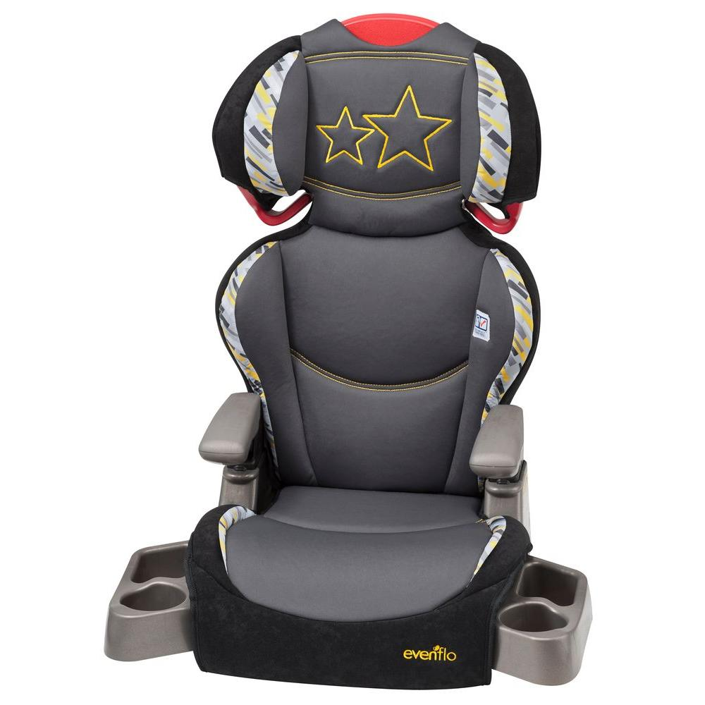 Evenflo Big Kid Booster Seat - Wyder-DISCONTINUED
