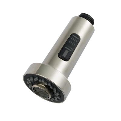 Kitchen Faucet Spray Head in Stainless Steel