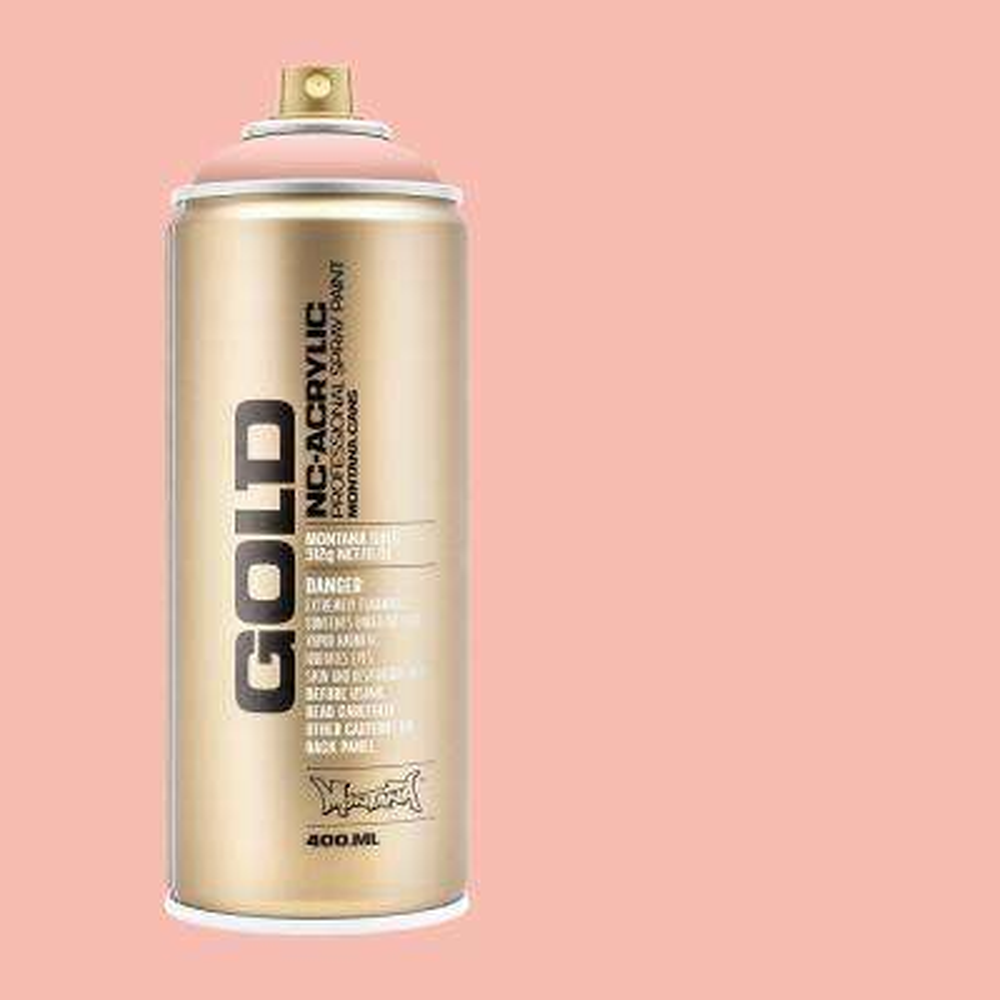 13 oz. GOLD Shrimp Pastel Spray Paint