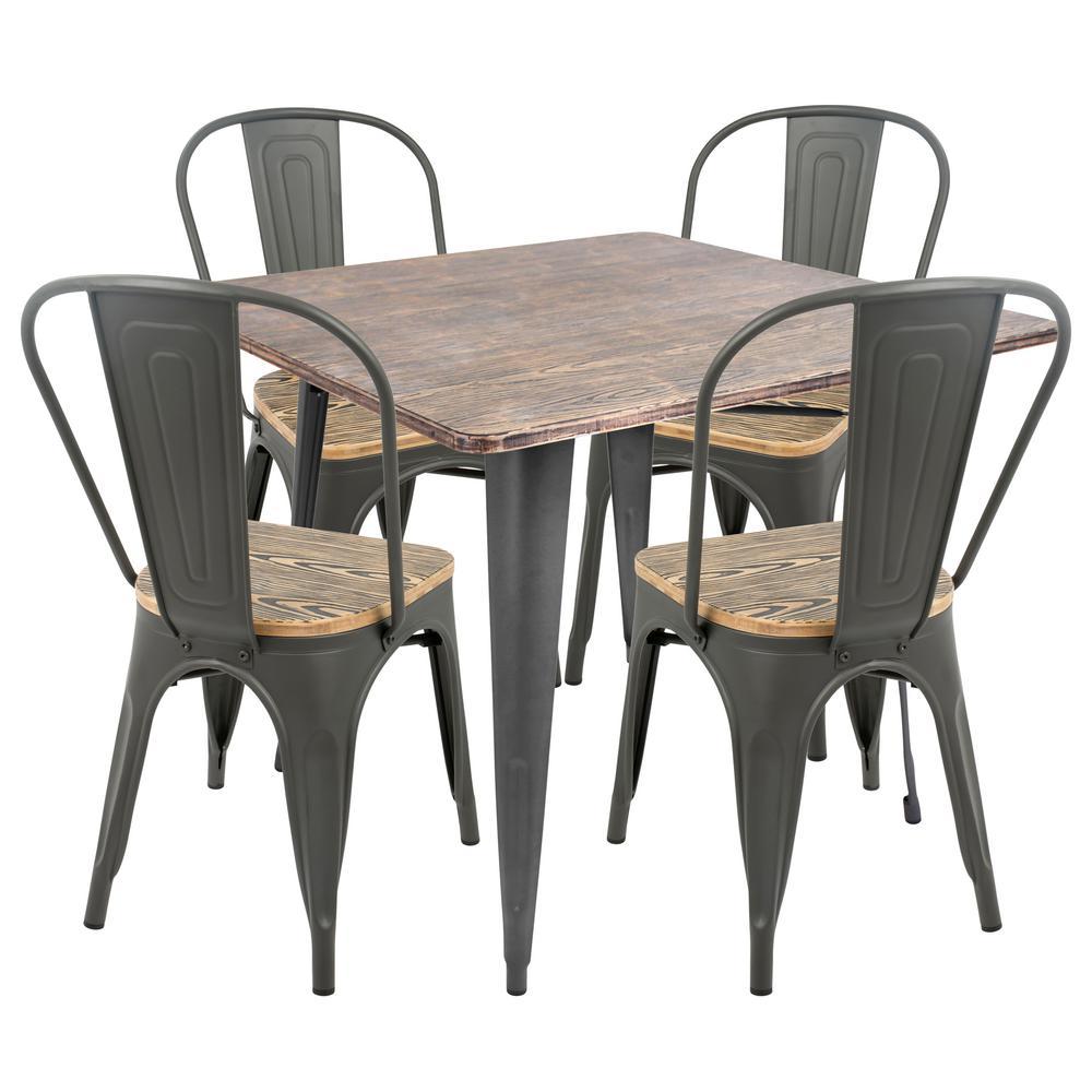 d628bdd75bf Dining Room Sets - Kitchen   Dining Room Furniture - The Home Depot