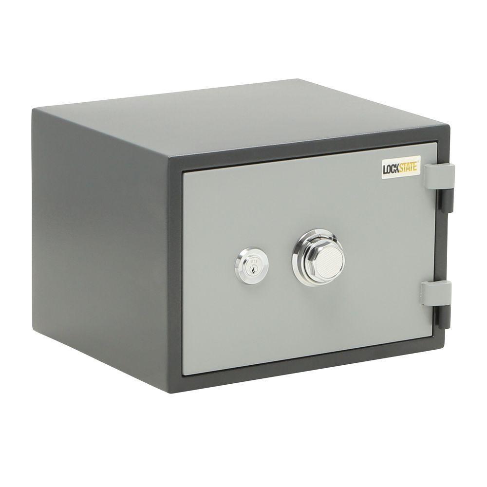 LockState FireProof Dial Combination Lock Safe