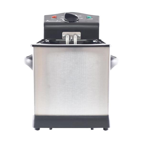Professional Series Classic Deep Fryer 3 Liter Stainless Steel
