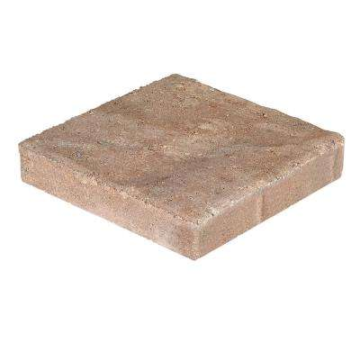 Milano 8 in. x 8 in. 30 mm Ashley River Blend Concrete Paver (480-Pieces / 206.88 sq. ft. / Pallet)