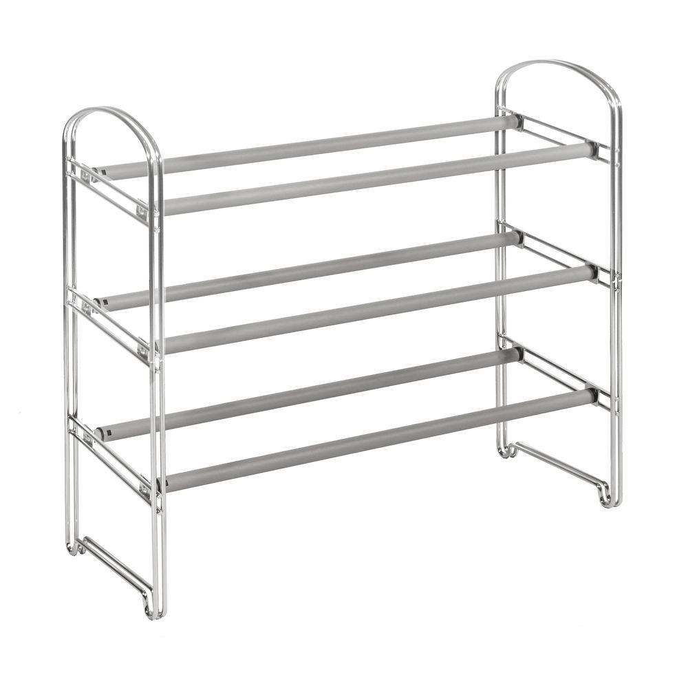 Chrome - Shoe racks & shelves - Shoe Storage - Closet Storage ...