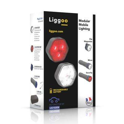 Automotive Multi-Purpose Freehand Rechargeable Lighting Kit