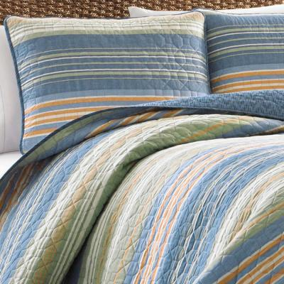 Yakima Valley Striped Quilt Set