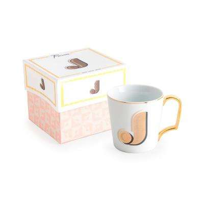 Love Letters 16 oz. Multi Coffee Mug J