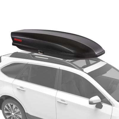 SkyBox 16 Carbonite Locking Water Resistant Rooftop Cargo Box
