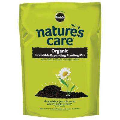 Natures Care Organic Incredible Expanding Planting Mix .67 cu. ft.