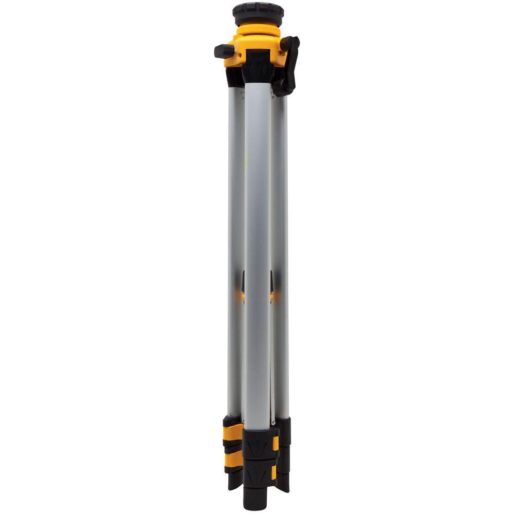 DEWALT Adjustable and Portable Laser Level Tripod
