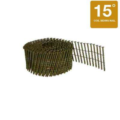 2-1/4 in. x 0.099 15-Degree Screw Shank Blunt Diamond Point Wire Pallet Nail (9000-Count)