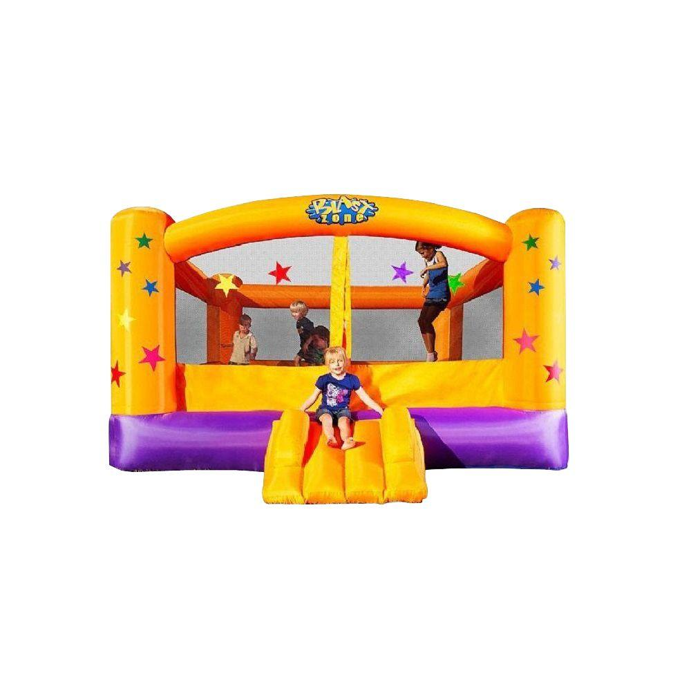 Blast Zone Superstar Bounce House, Yellows/Golds