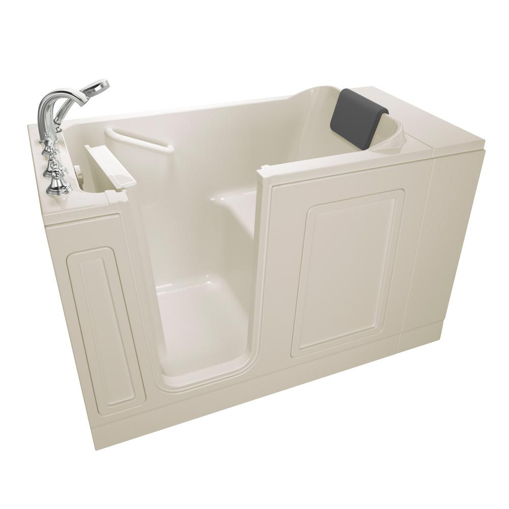 American Standard Acrylic Standard Series 60 in. x 32 in. Right Hand ...