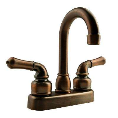 2-Handle Classical RV Bar Faucet in Oil Rubbed Bronze