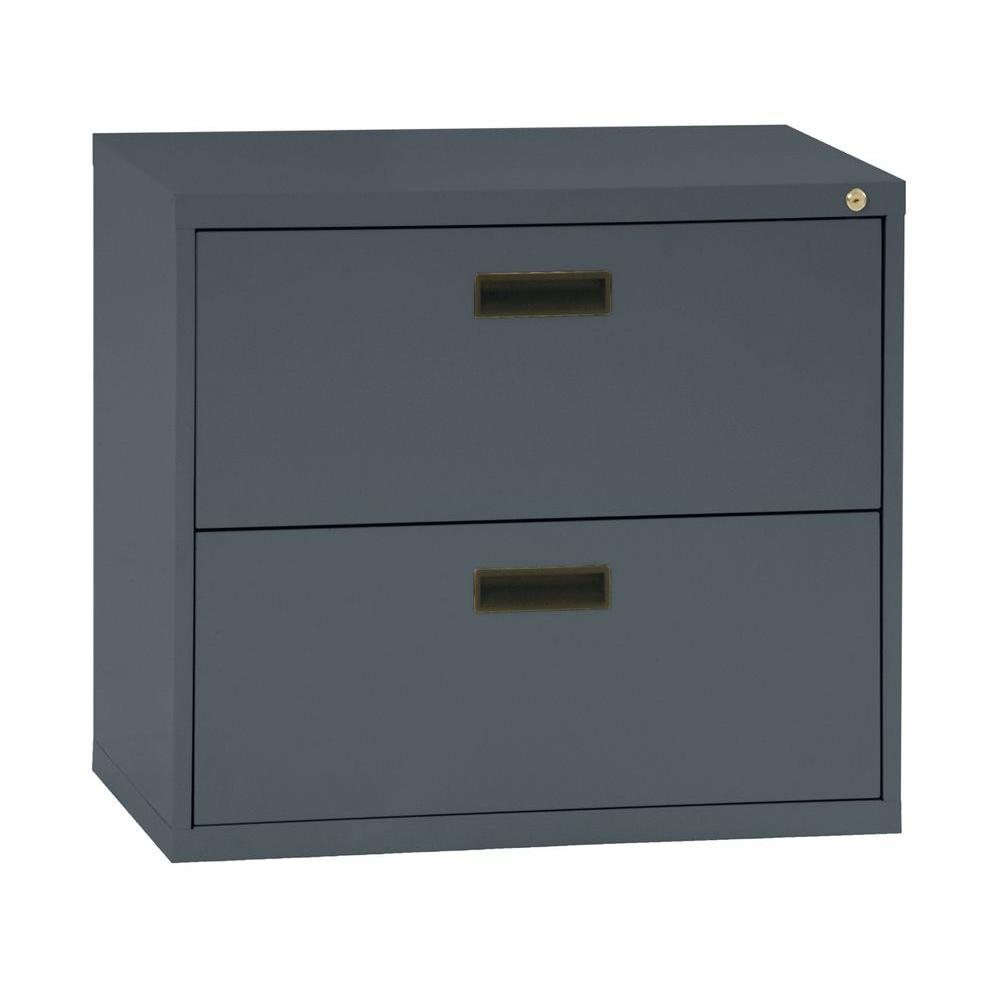 This Review Is From:400 Series 26.6 In. H X 30 In. W X 18 In. D 2 Drawer  Charcoal Lateral File Cabinet