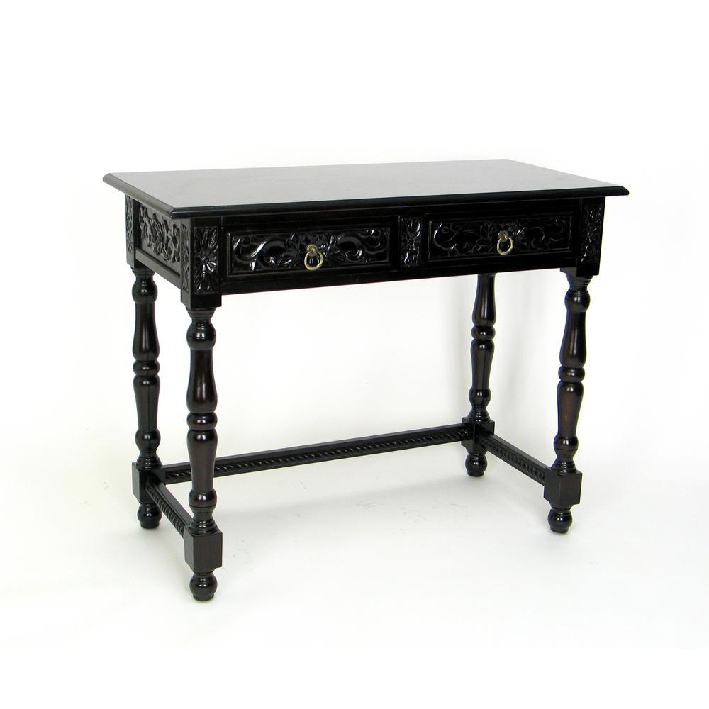 Dark Brown Horizon Table
