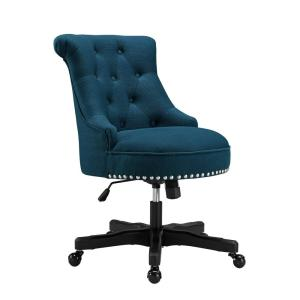 5678238434ed Linon Home Decor Sinclair Green Office Chair 178403GRN01U - The Home ...