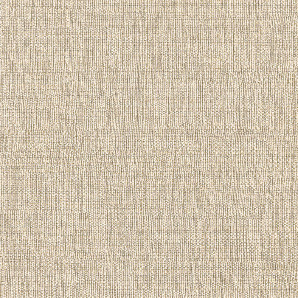 Brewster Wheat Linen Texture Wallpaper Sample 3097 45SAM