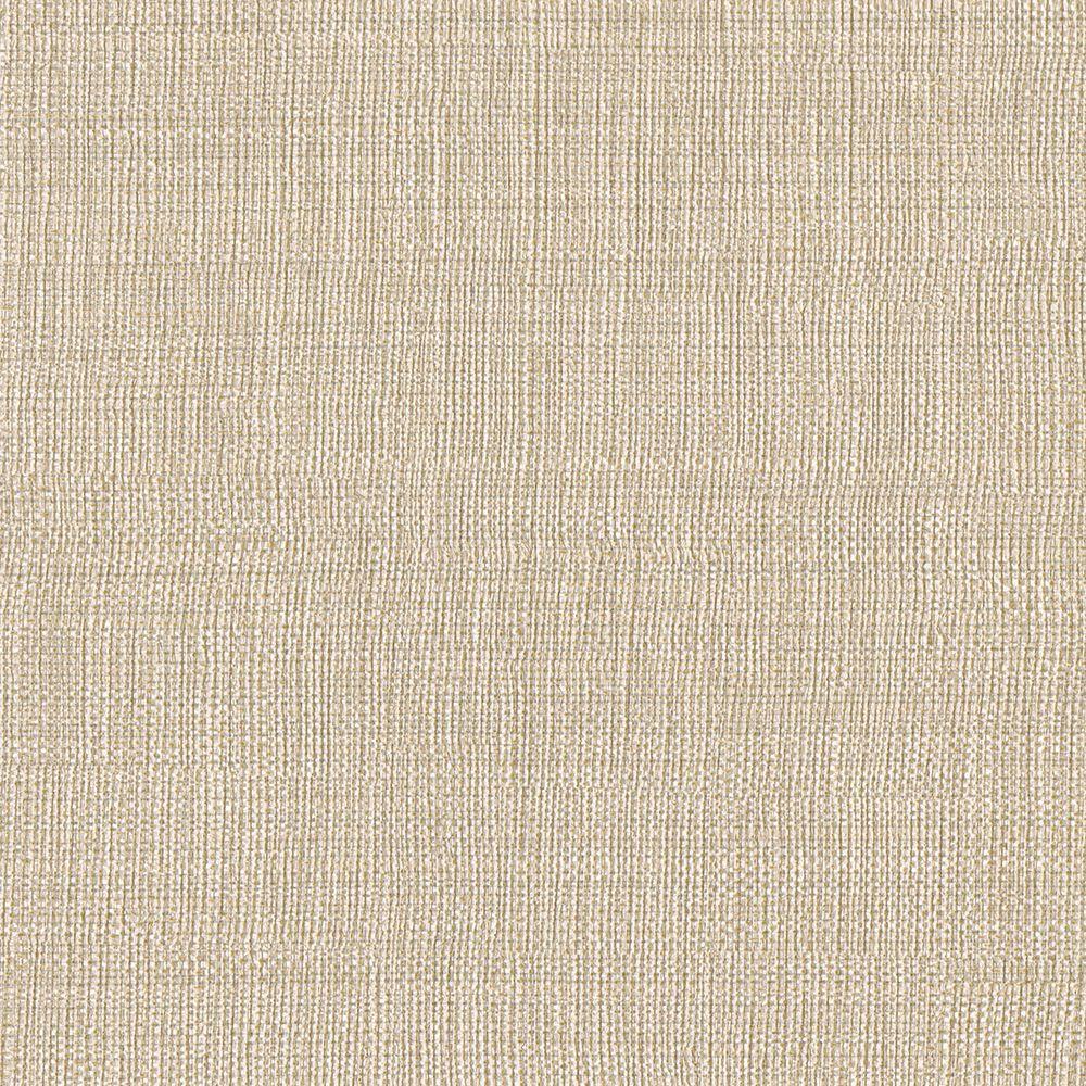 Wheat Linen Texture Wallpaper Sample