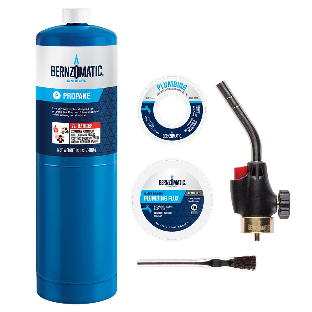 Extended Propane Gas Roofing ROOF Roofers Plumbers Torch