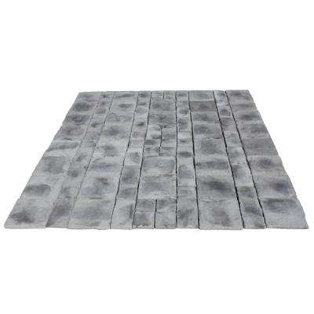 Square Patio Large Concrete Pavers Pavers The