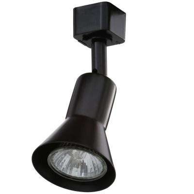 Flare GU10 Black Track Lighting Head
