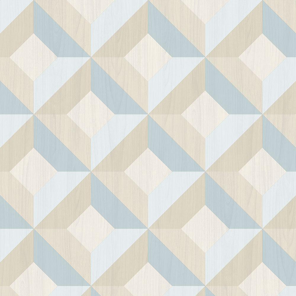 Dimensonal Diamonds Wallpaper