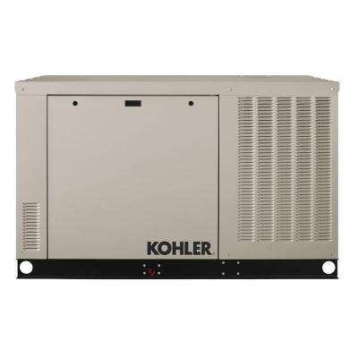 30,000-Watt Liquid Cooled Automatic Standby Generator