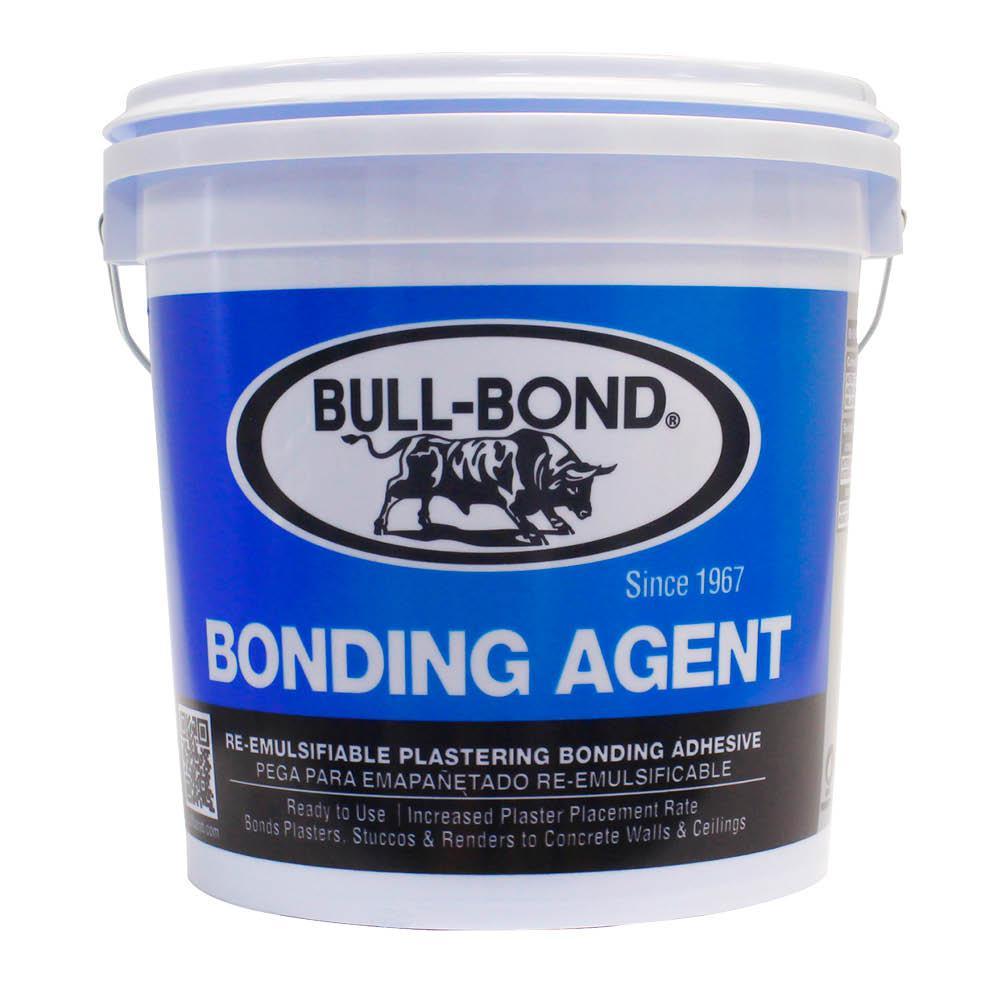 Bull Bond 1 Gal Bonding Agent Ba4p The Home Depot
