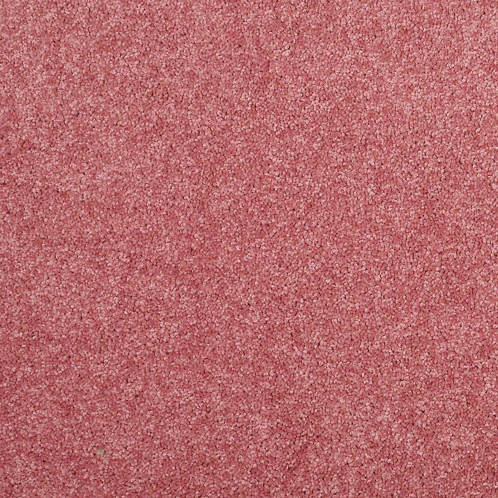 Carpet Sample - Watercolors I 12 - In Color Ballerina Texture 8 in. x 8 in.