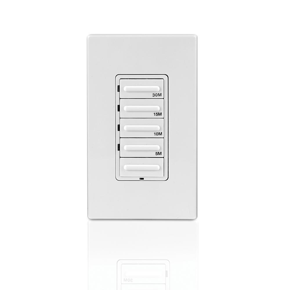 Swell Leviton 1800 Watt 30 Minute Decora Preset Single Pole 3 Way Wiring Digital Resources Funapmognl