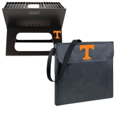 X-Grill Tennessee Folding Portable Charcoal Grill
