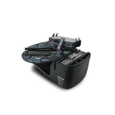 RoadMaster Car Urban Camouflage with Built-in Power Inverter, X-Grip Phone Mount and Printer Stand