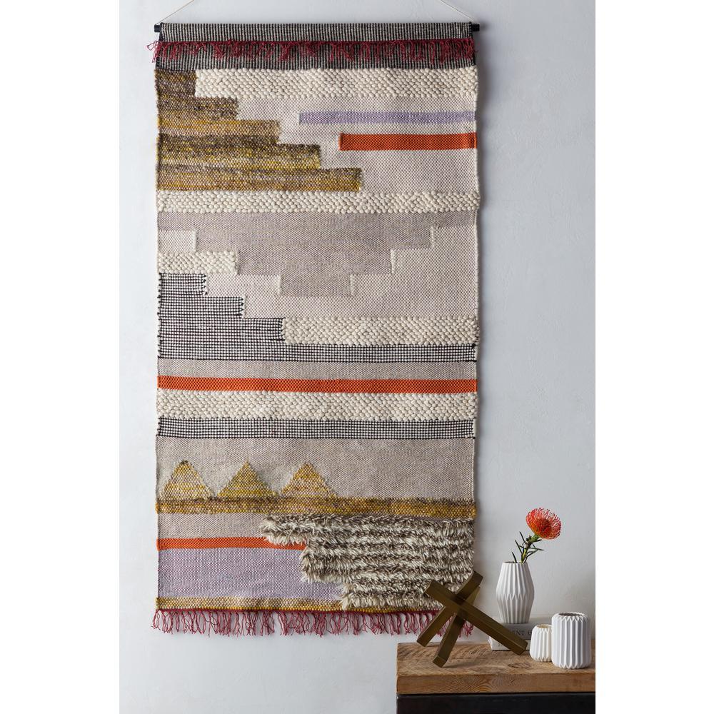 Eshyo 36 in. x 60 in. Multicolor Tapestry