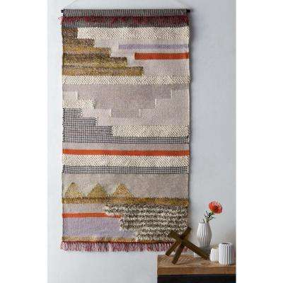 Eshyo 36 in. x 60 in. Multicolor Tapestry
