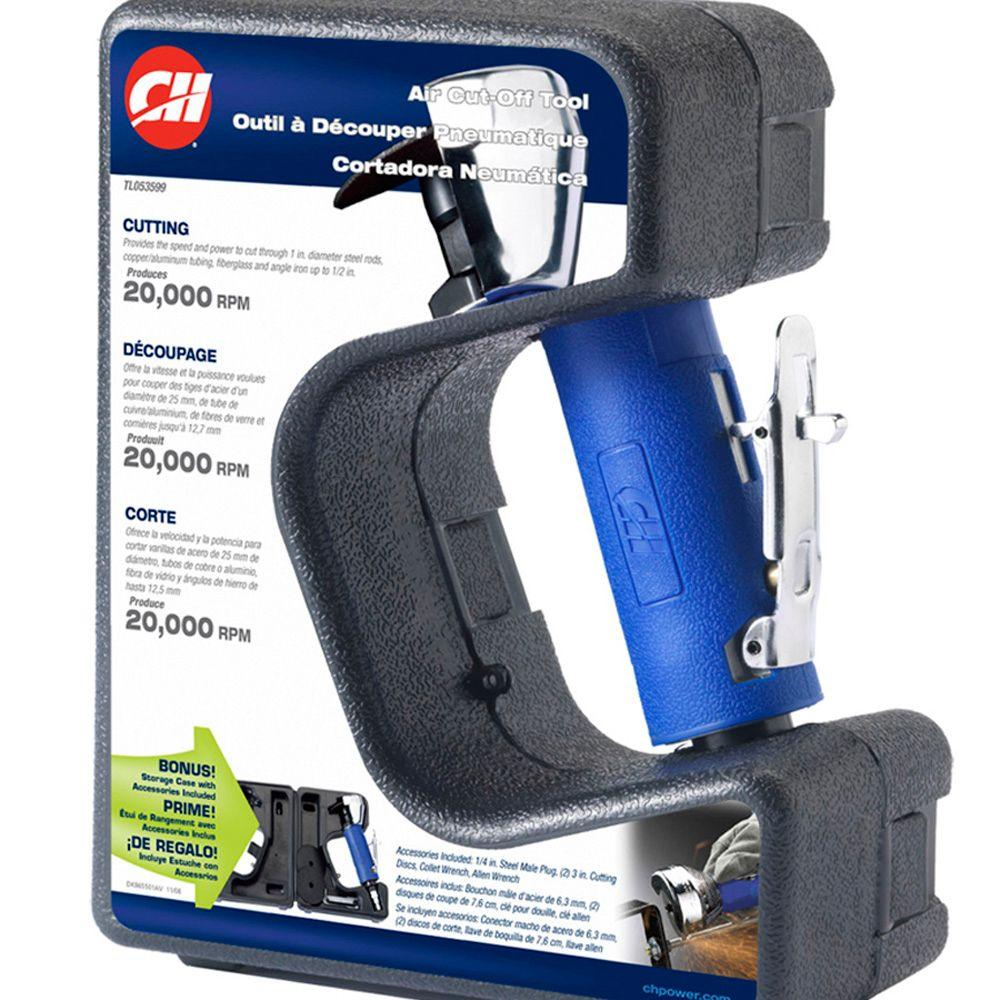Campbell Hausfeld 3 in. Air Cut-Off Tool-DISCONTINUED