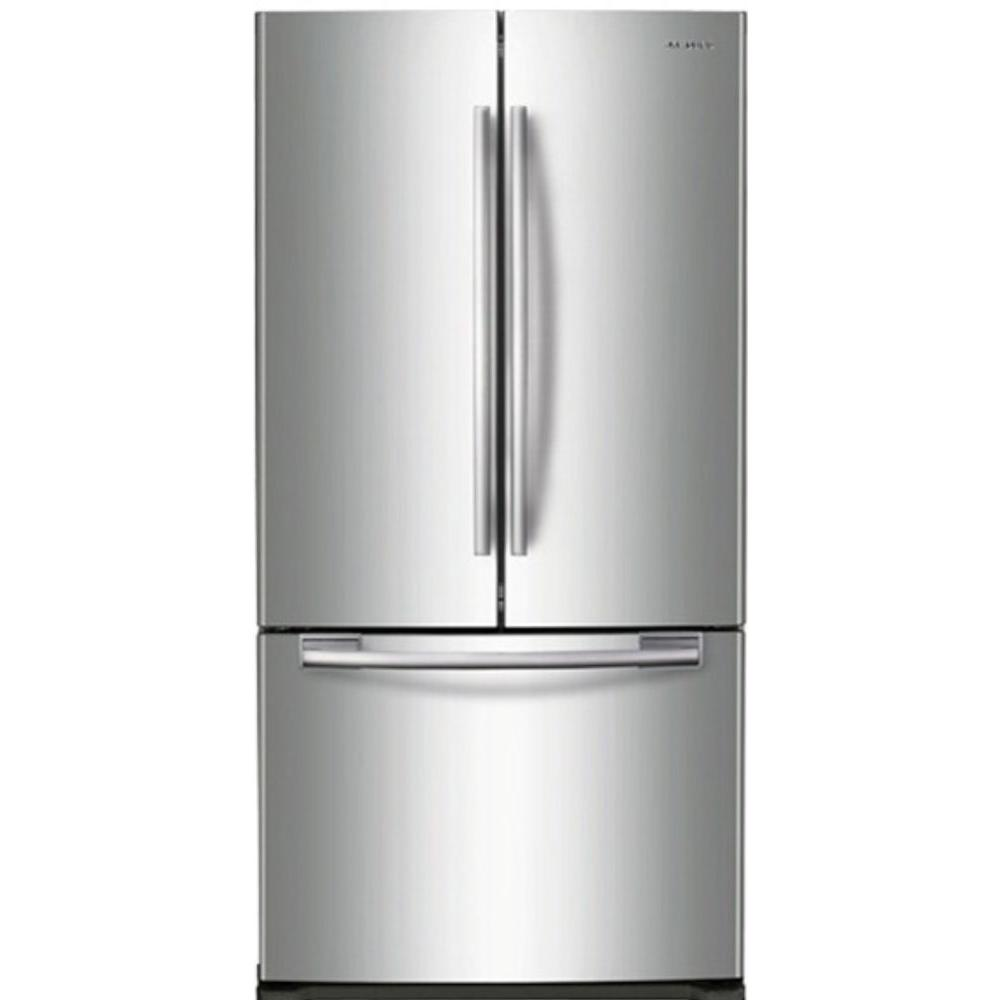 Samsung 17.8 cu. ft. French Door Refrigerator in Stainless Steel