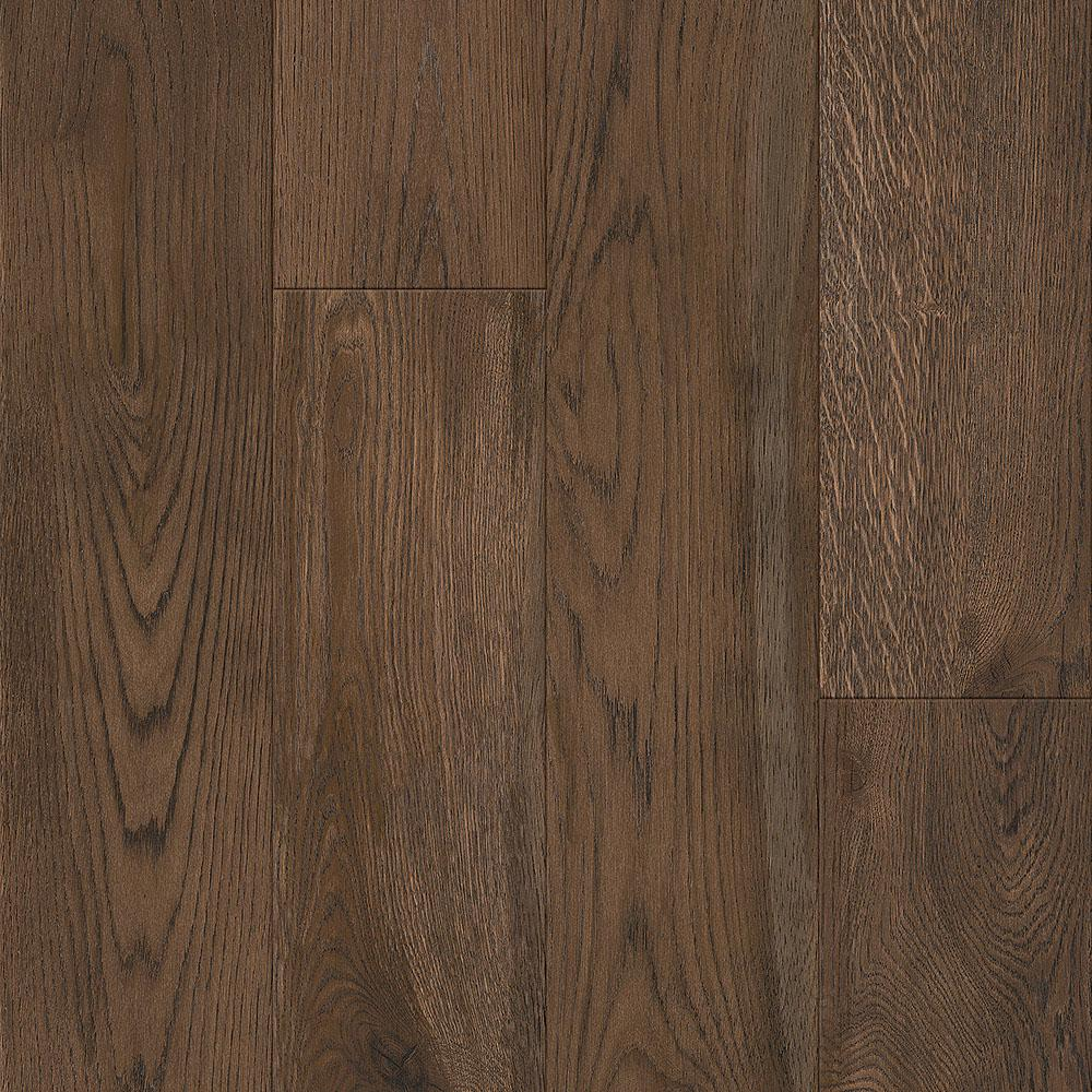 Armstrong American Home Crimson Earth 6.5 in. x 48 in. Glue Down Luxury Vinyl Plank (34.66 sq. ft. / case)